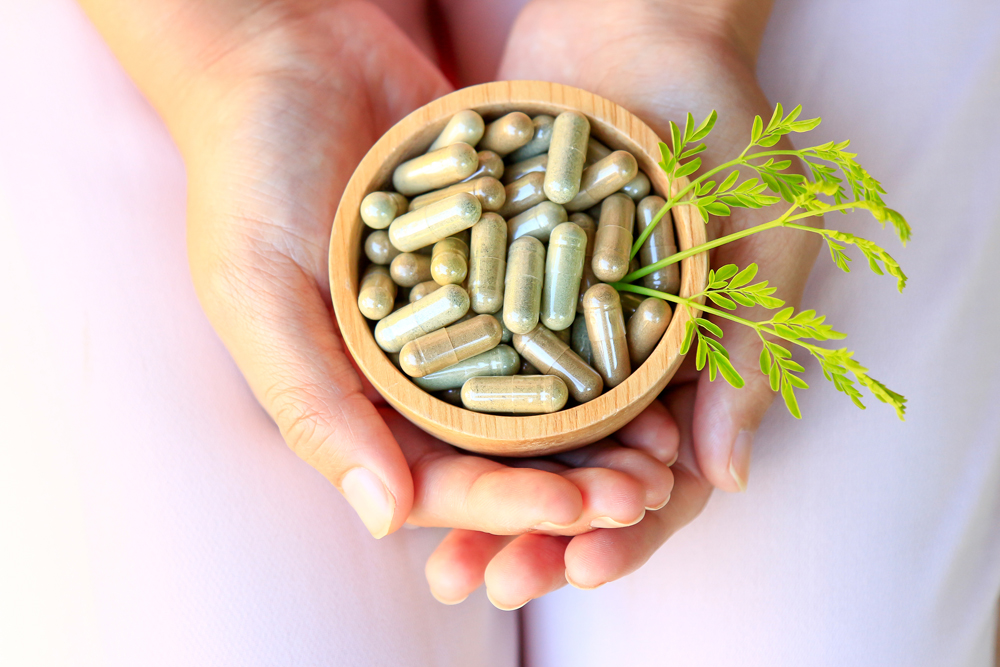 Adaptogens for stress resilience